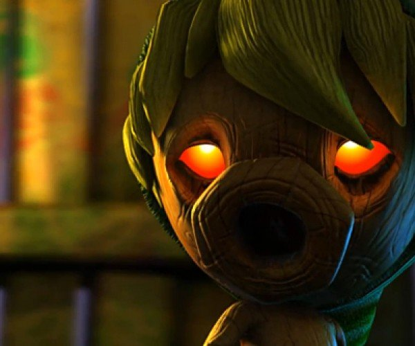 Legend of Zelda: Majora's Mask HD Teaser Came from Fans, Not Nintendo