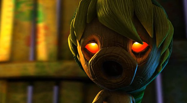 legend of zelda majoras mask hd fan teaser