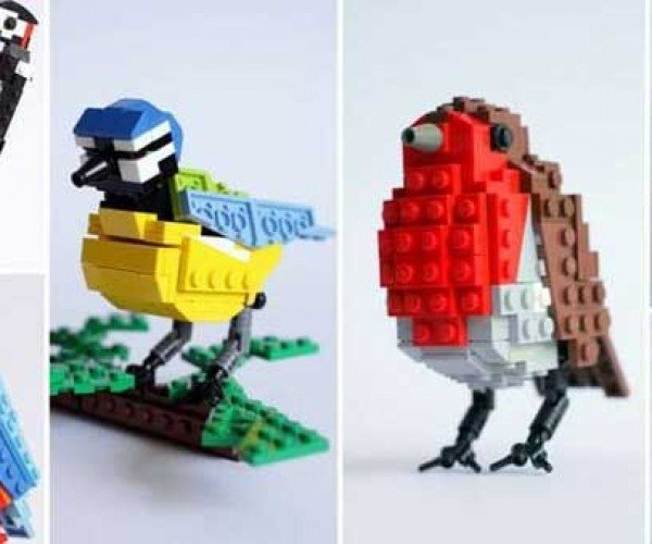 Let's Go LEGO Bird Watching