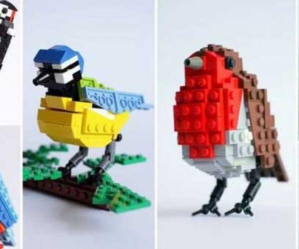 Let's Go LEGO Bird Watching
