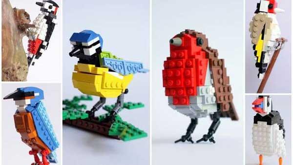 Lets Go Lego Bird Watching Technabob