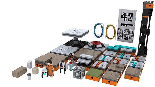 lego dimensions glados instructions