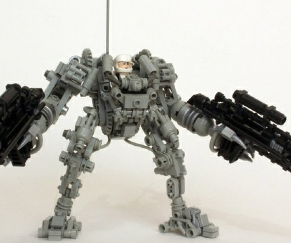 LEGO Exo Suit Needs to Be Turned into a Kit