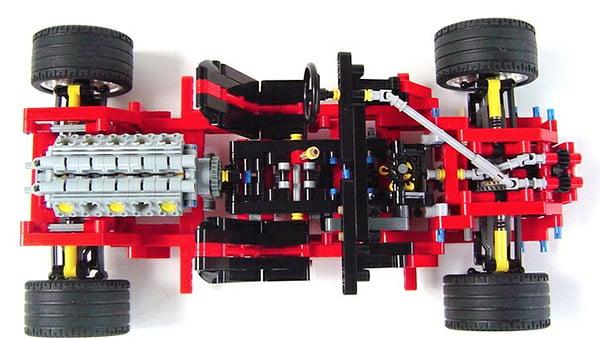 un lego technic vampire gt supercar v ritable boite 5 vitesses arfy 39 z tranche du net. Black Bedroom Furniture Sets. Home Design Ideas