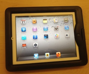 LifeProof iPad Case Keeps Water Out – Without a Screen Protector