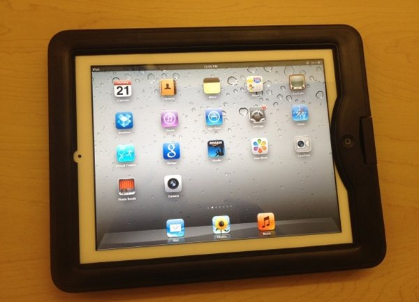 lifeproof nuud ipad case rugged waterproof