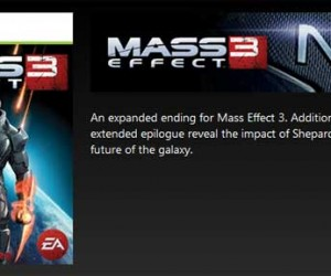 Mass Effect 3 Extended Cut Lands