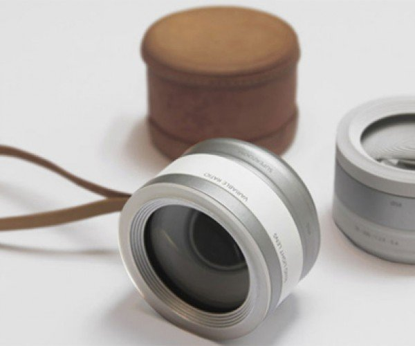 Iris Camera Concept Shoots Just What You See