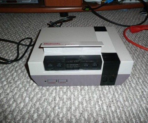 Ultimate Nintendo Emulator Looks Like an NES, Crams Four Systems Inside
