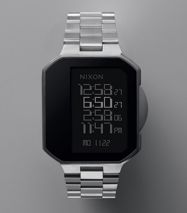nixon the synapse watch digital