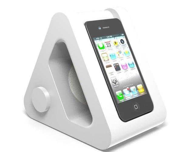 NOOKone Alarm Clock Dock Doesn't Dock NOOKs, Only iPhones