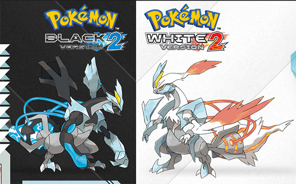 Pokemon Black 2 & White 2 USA [Ingles] [NDS] [SS]
