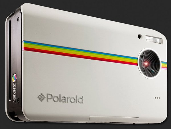 polaroid z2300 instant digital camera print