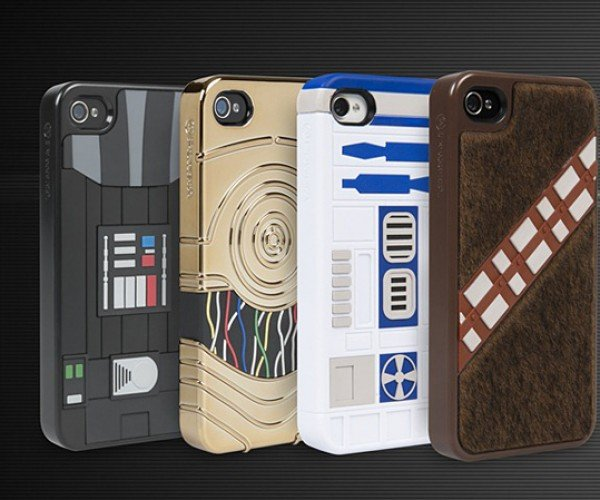 powera iphone star wars cases