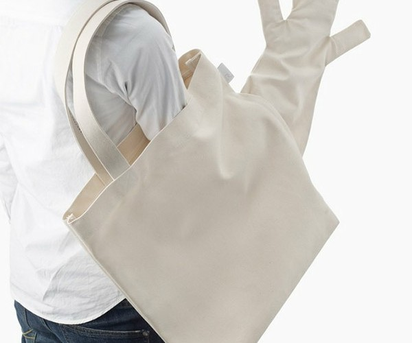 Nendo Rootote Bag: For Puppet Shows on the Go