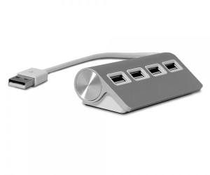 satechi apple 4-port usb hub 4