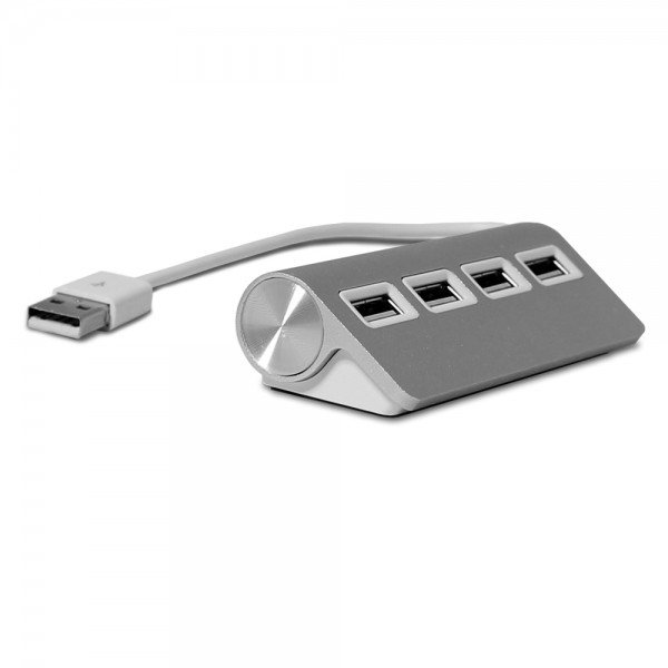 satechi 4 port usb hub matches apple keyboard trackpad. Black Bedroom Furniture Sets. Home Design Ideas