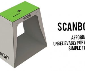 Scanbox Turns Your iPhone into a Scanner on the Cheap