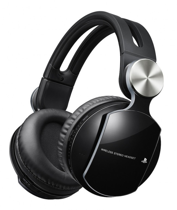 sony pulse wireless elite gaming headphones