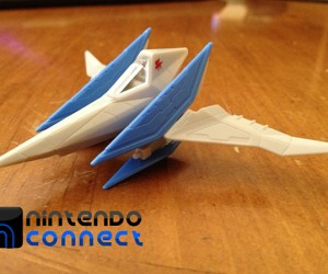 Star Fox 64 3D Figurines Will Make You Do a Barrel Roll of Joy
