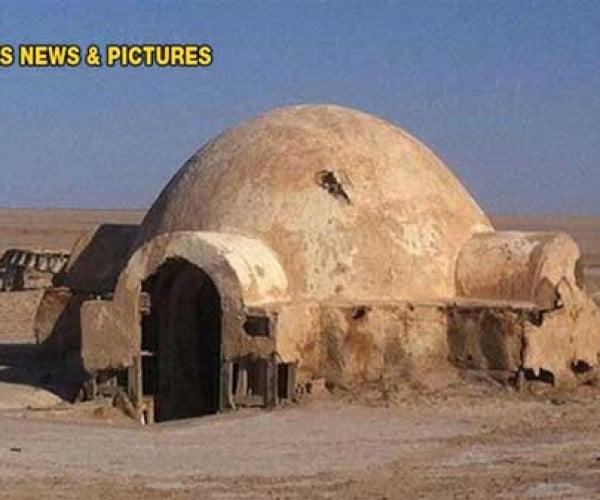 Star Wars Fans Restore Luke Skywalker's Tatooine Home