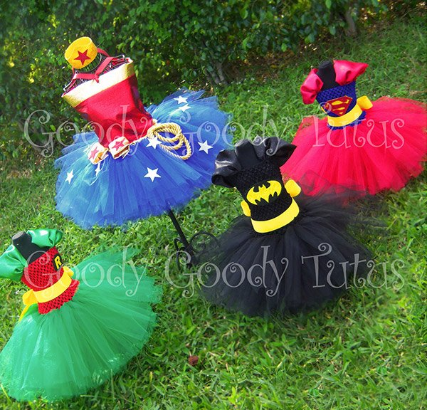 Superhero Tutus Get Girls Ready Batman Ballet Technabob