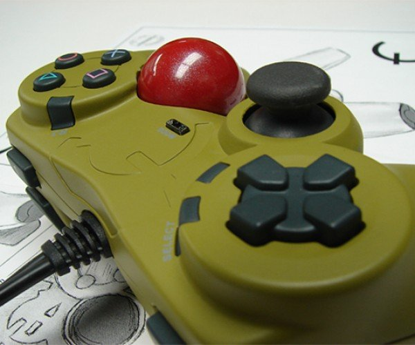 trackball pc game controller by peter von buskirk 2