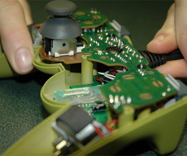 trackball pc game controller by peter von buskirk 4