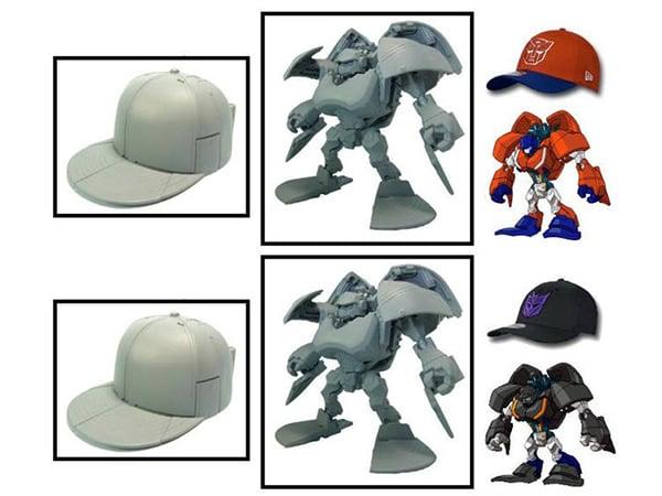 transformers capbots