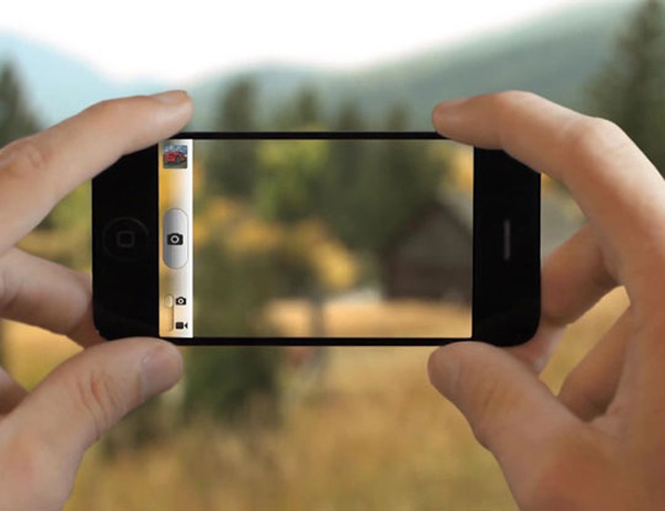 transparent iphone 5 concept dakota adney