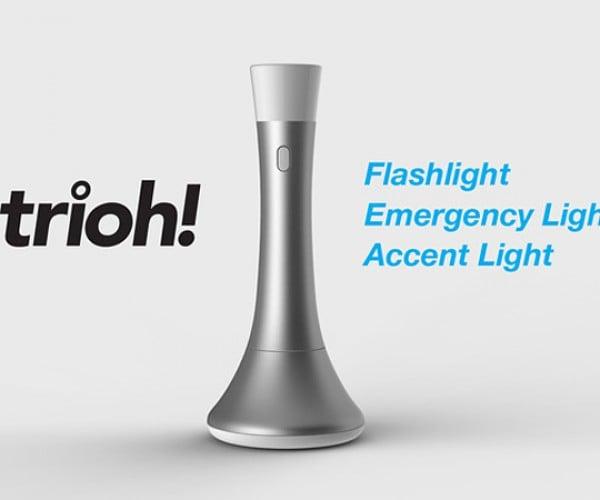 Trioh! Flashlight: Right Light at the Right Time