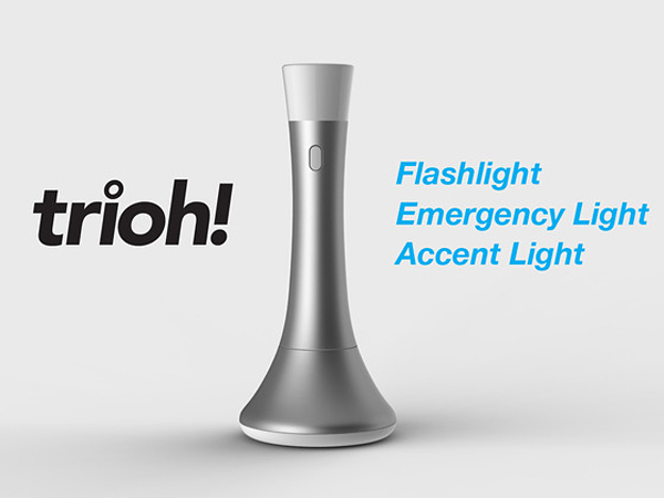 trioh flashlight