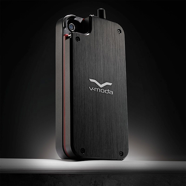 vamp v-moda iphone case analog converter headphone amp