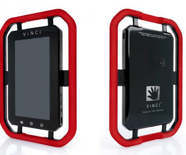 Vinci Tab II: The Tablet You Won't Mind Toddlers Playing With