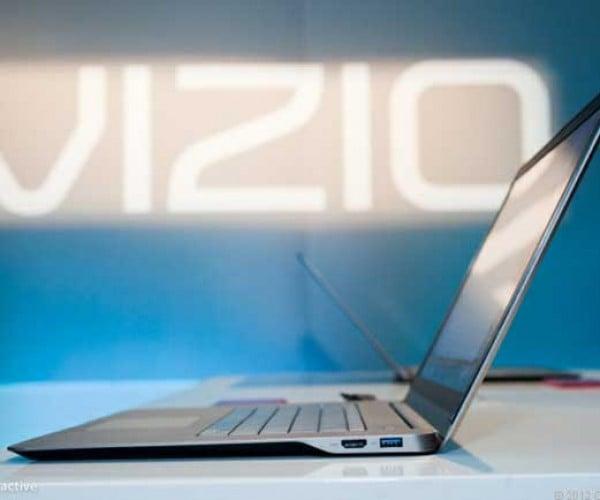 Vizio Outs Ultrabooks Resembling MacBook Air