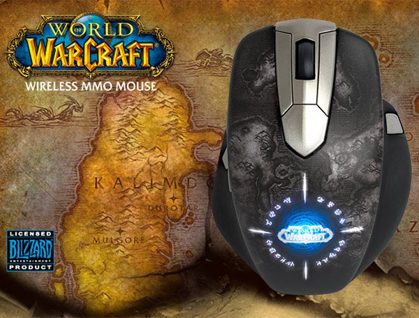 warcraft mouse