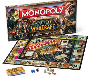 world of warcraft monopoly 300x250