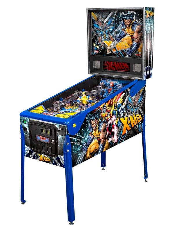new pinball machine
