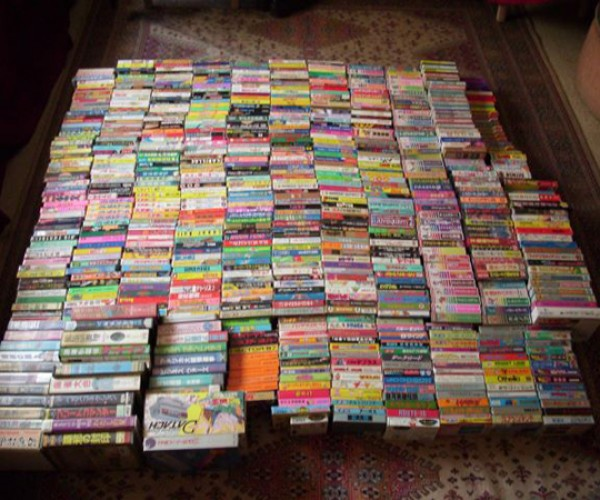 22 complete sets video game auction 2