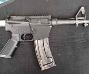 3D-Printed Semi-Automatic Rifle Actually Works