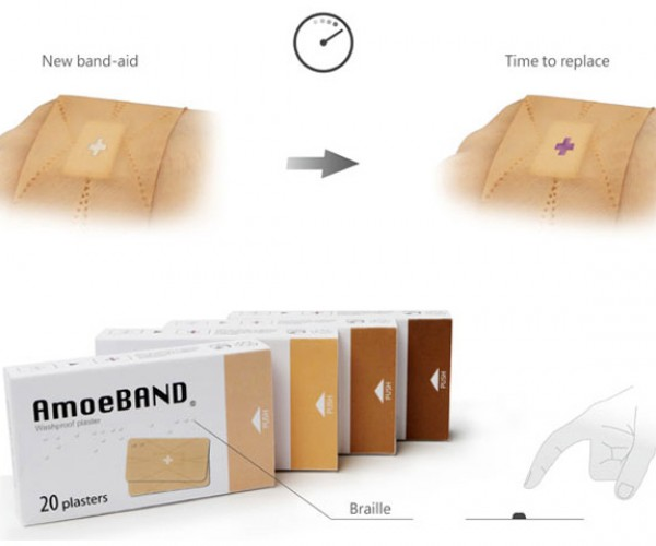 AmoeBAND: The Most Versatile Bandage