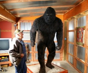 Bigfoot Goes up for Sale on eBay