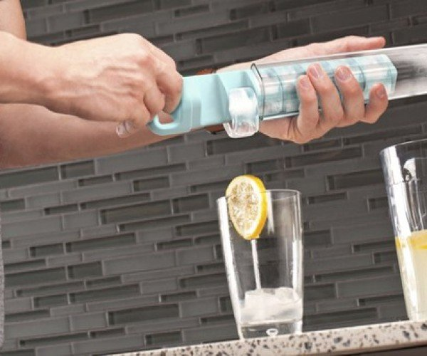 The Cube Tube Improves Upon the Ordinary Ice Tray