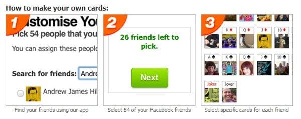 Facebook Playing Cards1