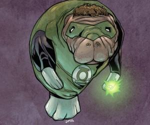 Green Lantern 300x250
