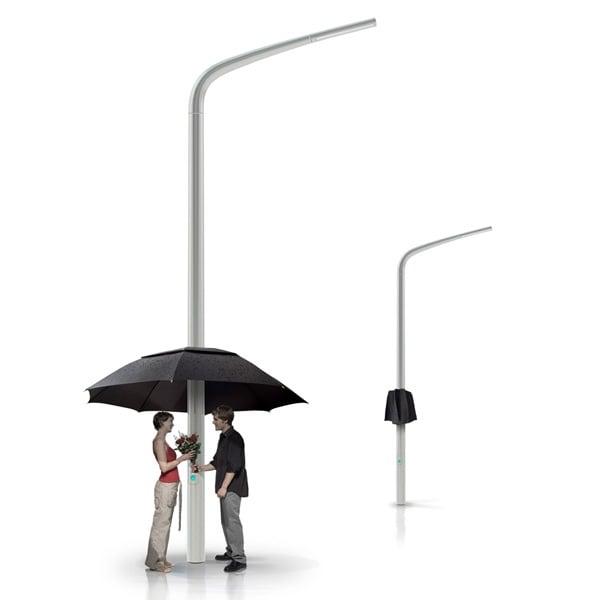 Lampbrella