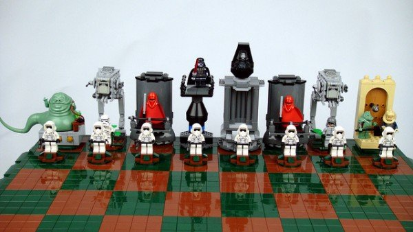 Lego chess set2