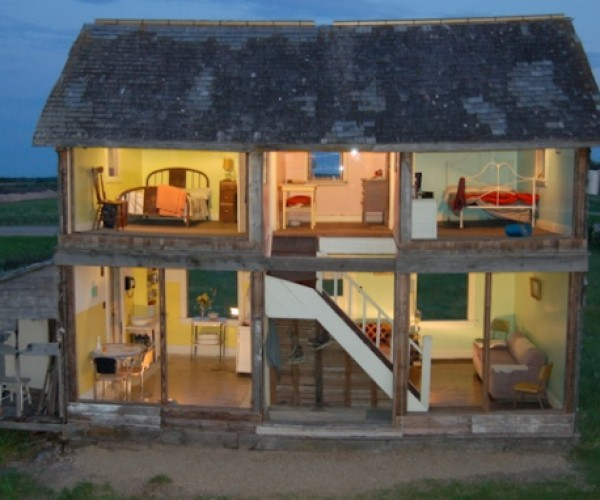 Life-Sized Dollhouse is Every Not-so-Little Girl's Sort-of Dream House