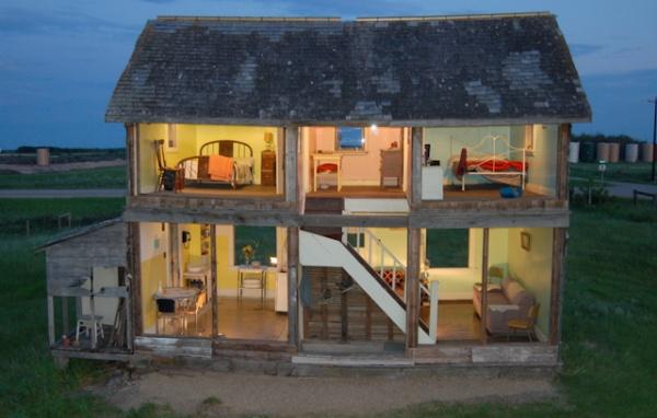 Life-Size Dollhouse