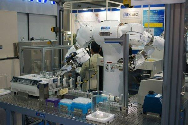 Mahoro robot